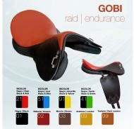 Gobi endurance saddle by Zaldi